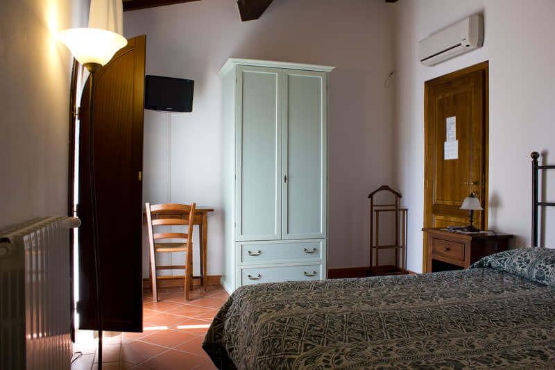 Camera doppia B&B San Miniato Toscana