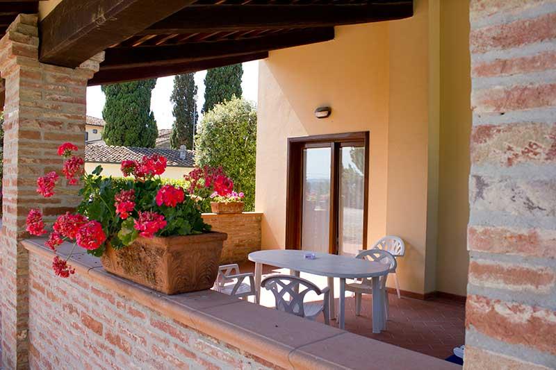 Affittacamere San Miniato Toscana - Collebrunacchi B&B