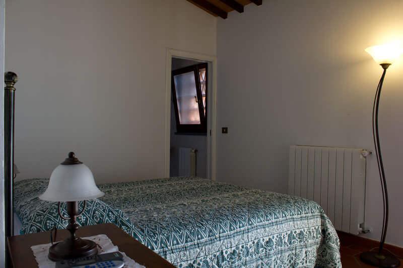 Camera da letto San Miniato